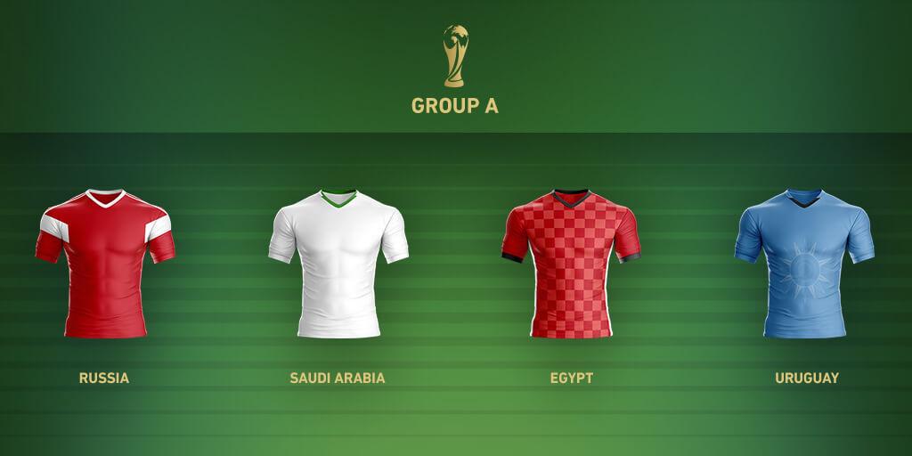 Группа А Чемпионата Мира 2018